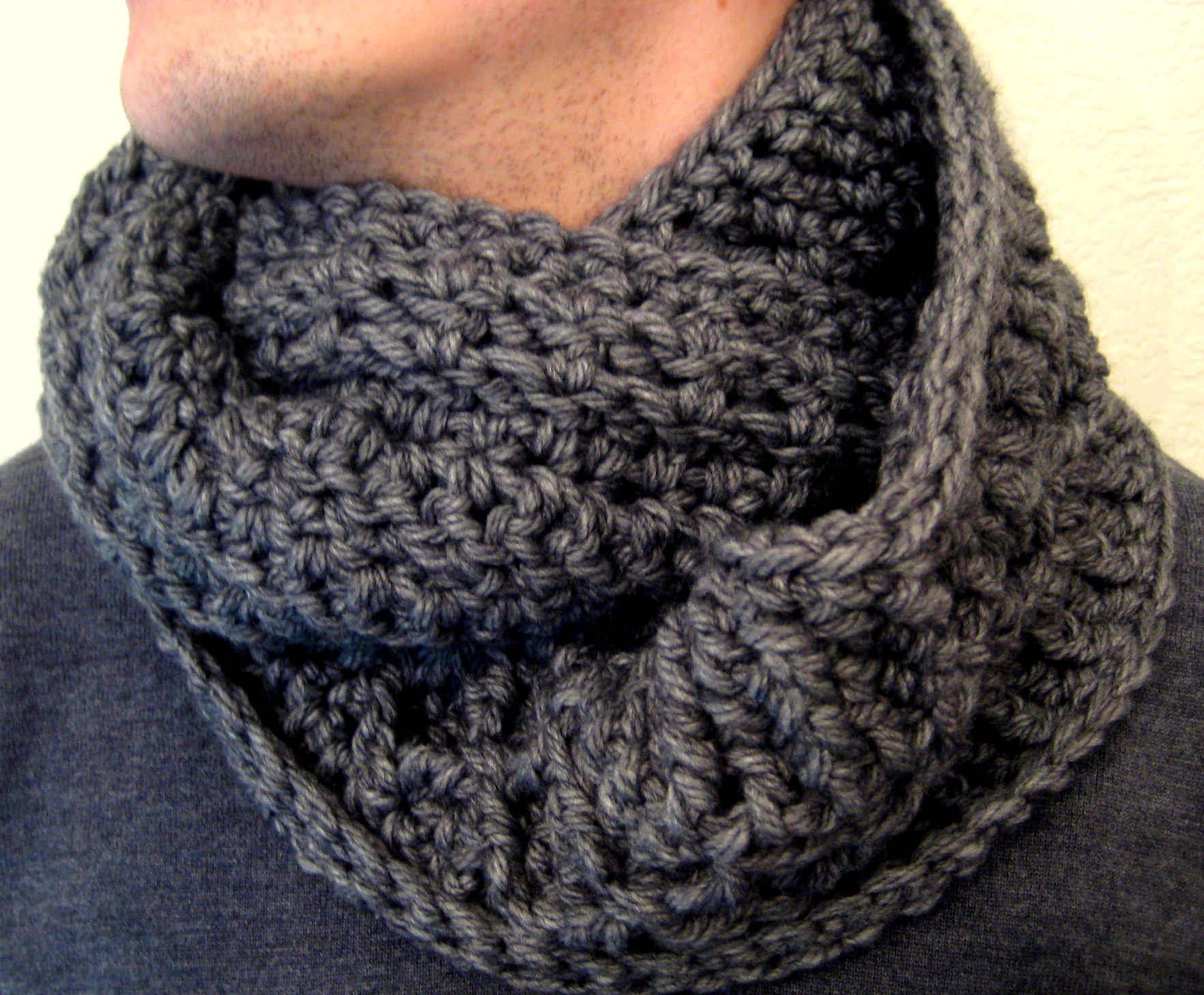 zoom grey fashion mens anlx delivery listing fast men wool infinity il fullxfull herringbone scarf
