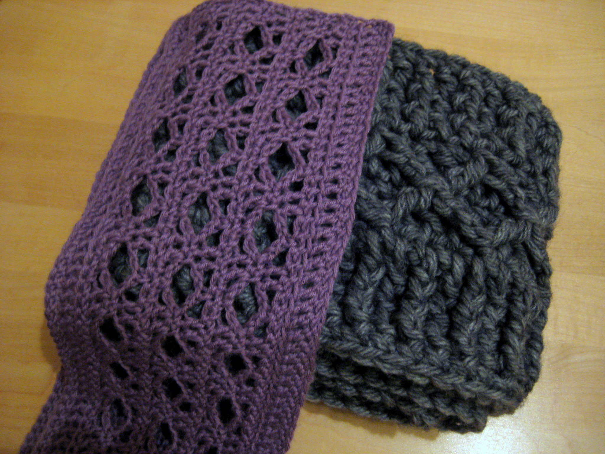 Free Crochet Pattern Hip Scarf : Diamond Scarves Make My Day Creative