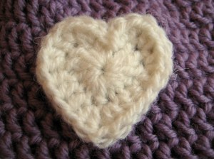 Heart on a hat!