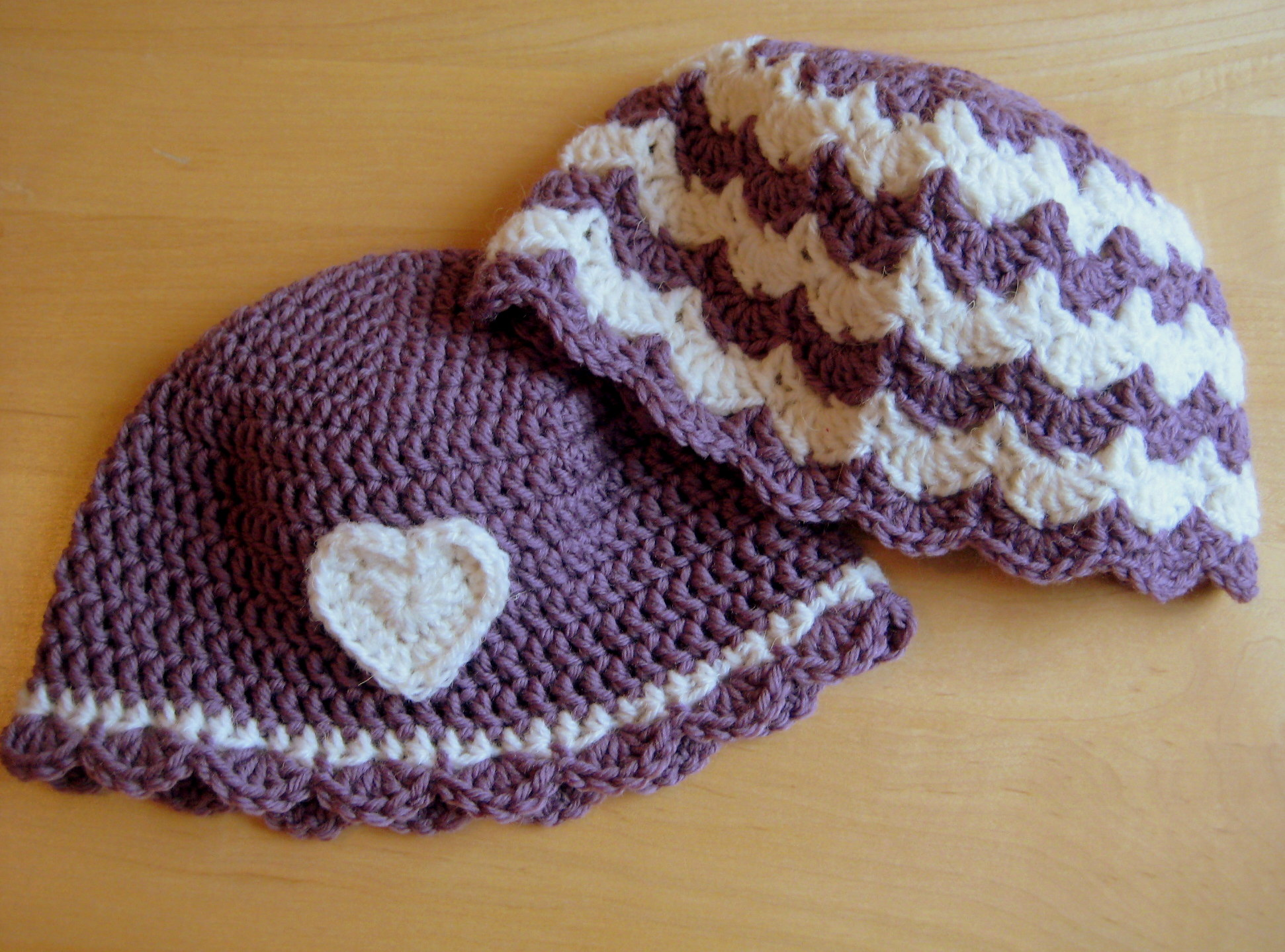 Scalloped Edged Hat | Make My Day Creative