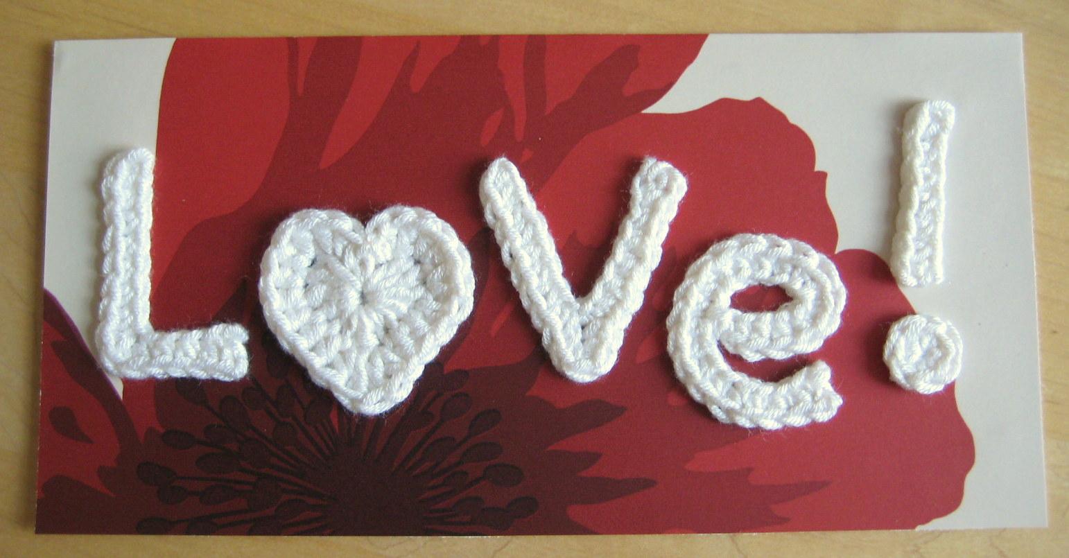 Matching Patterns Love Card Make My Day Creative