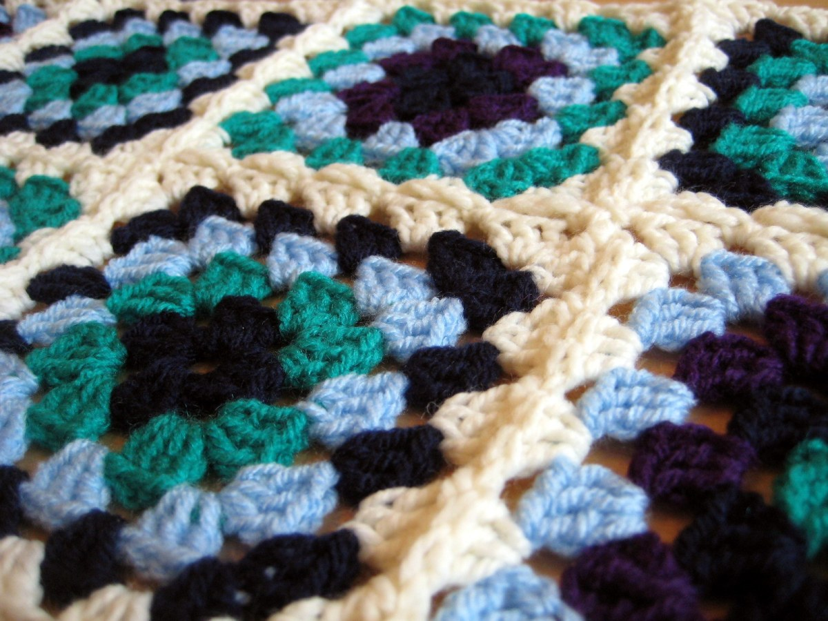 youtube crochet how to join granny squares
