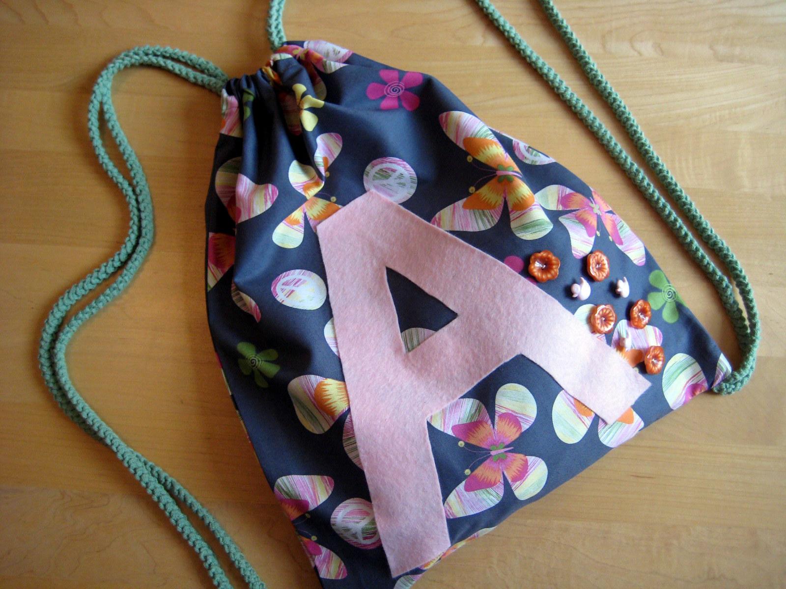 Back to School PE Bag | Make My Day Creative