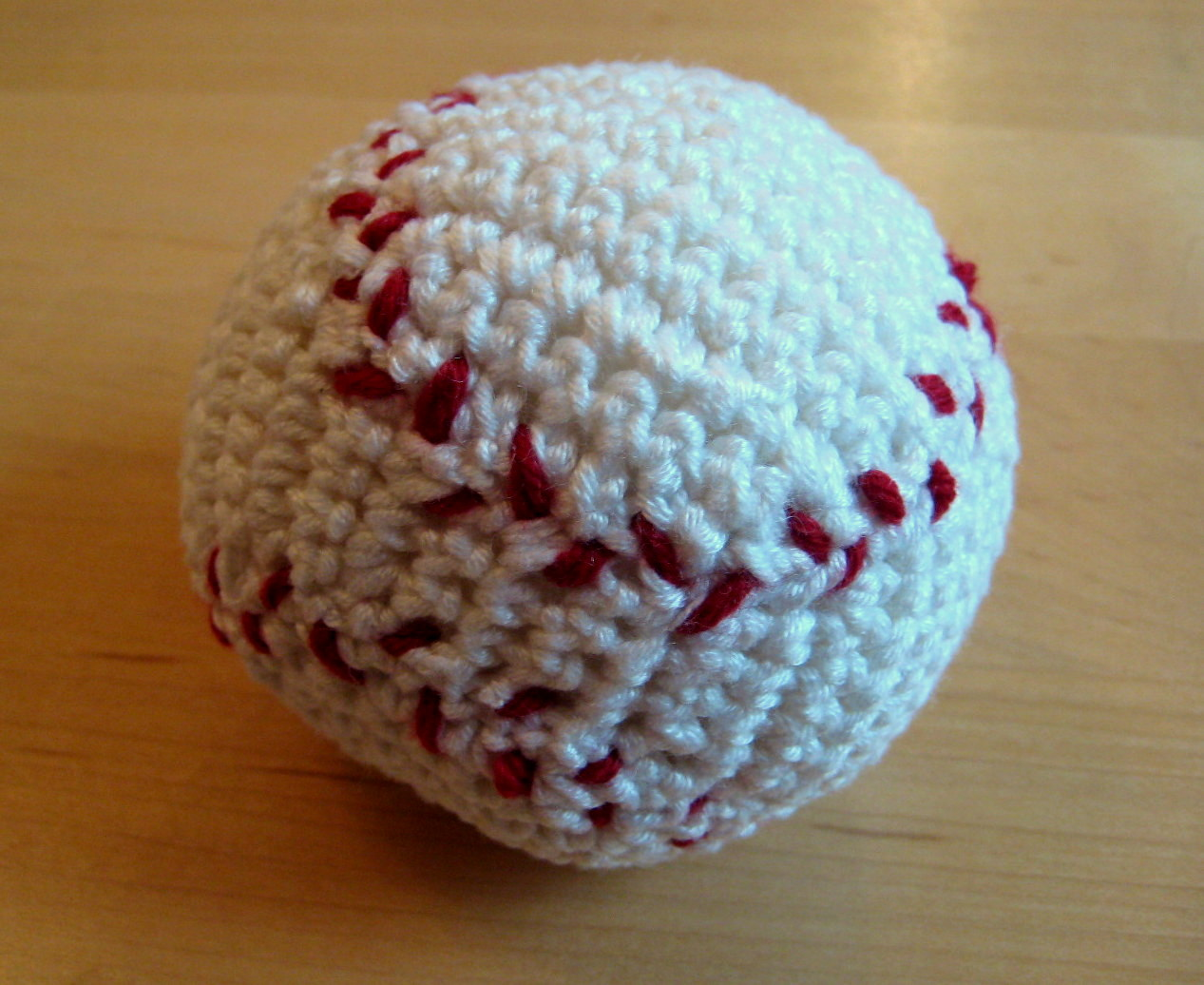 Free crochet infant baseball hat pattern dancox for squishy baseball make my day creative free crochet infant baseball hat pattern bankloansurffo Gallery