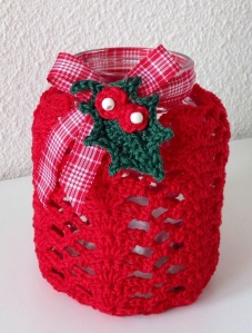maRRose's Lace and Shells Jar Candle cover