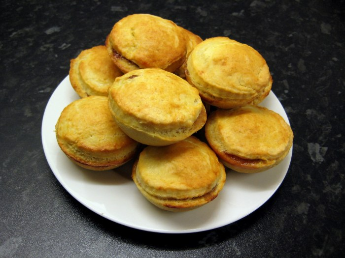Cranberry Mince Pies Recipe