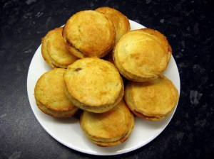 Cranberry Mince Pies - yummy!
