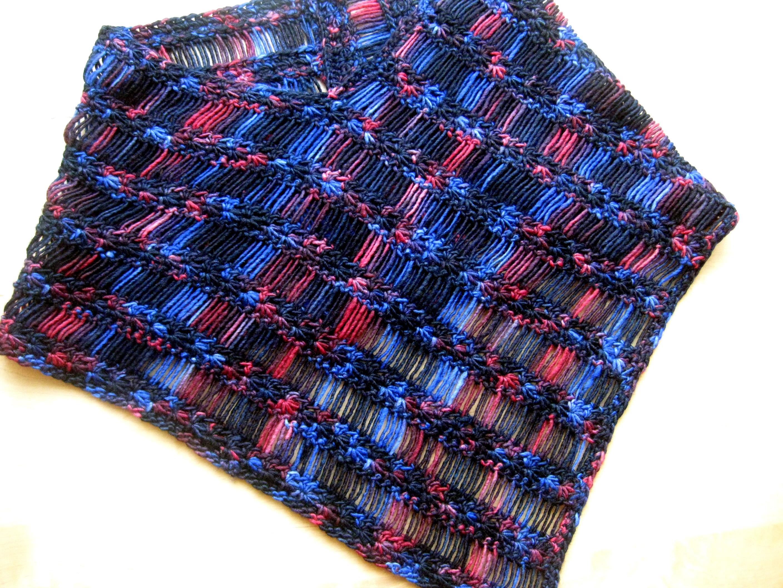 How to Design Crochet Patterns: Triangular Shawl Bonus | Make My Day