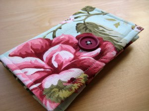 How to make a felt lined purse