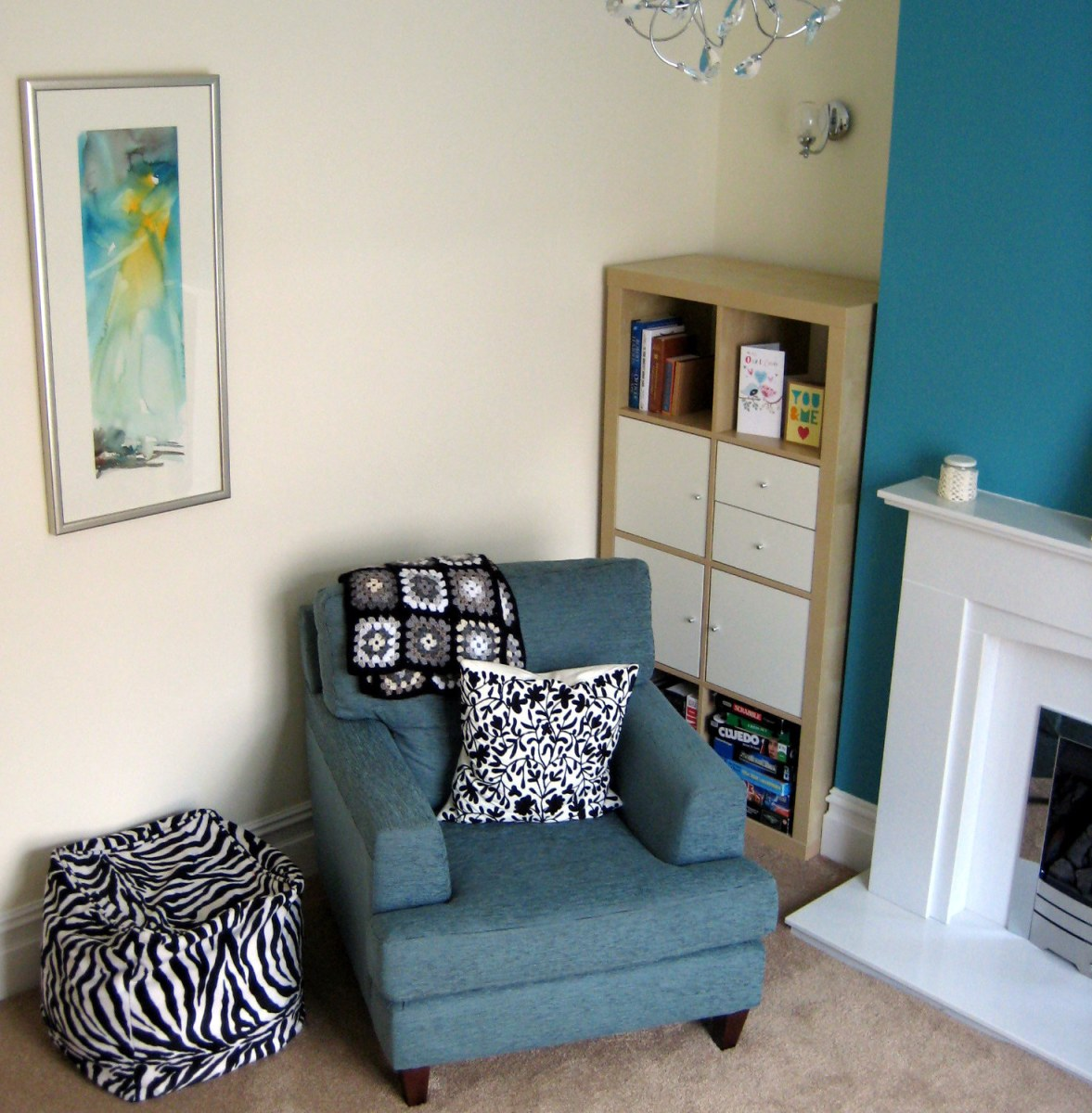 Living Room Transformation Make My Day Creative
