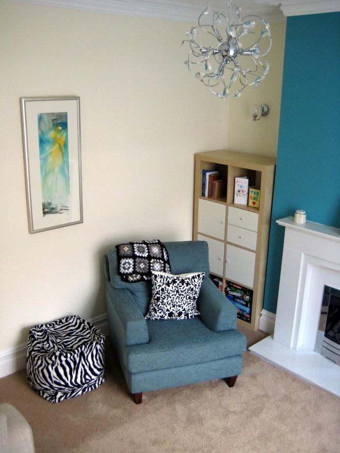 New armchair