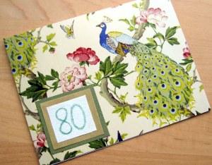 Postcard card!
