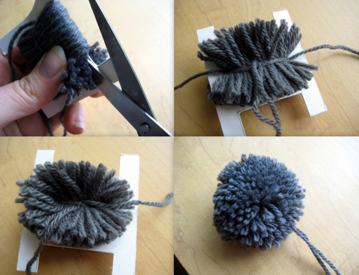 How to make a quick pompom