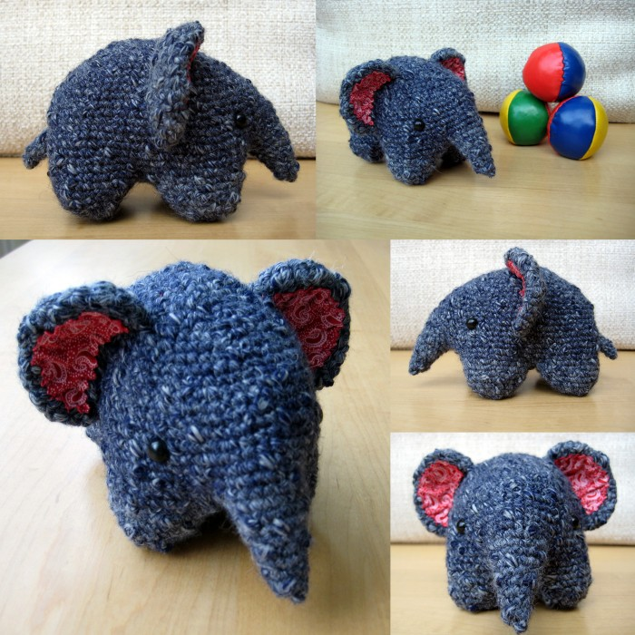 Elephant Toy Make My Day Creative