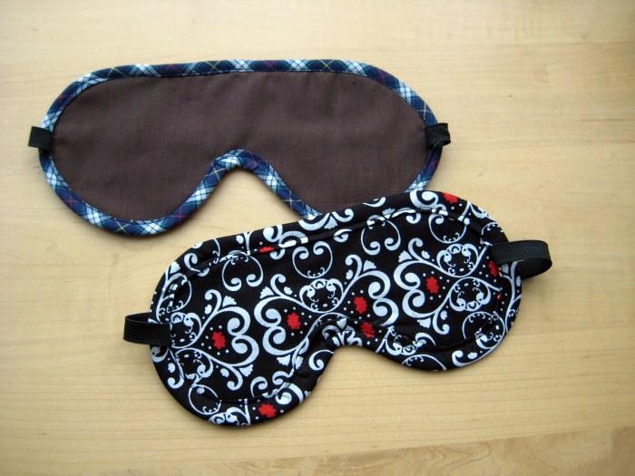 Tailor Made Padded Eye Masks