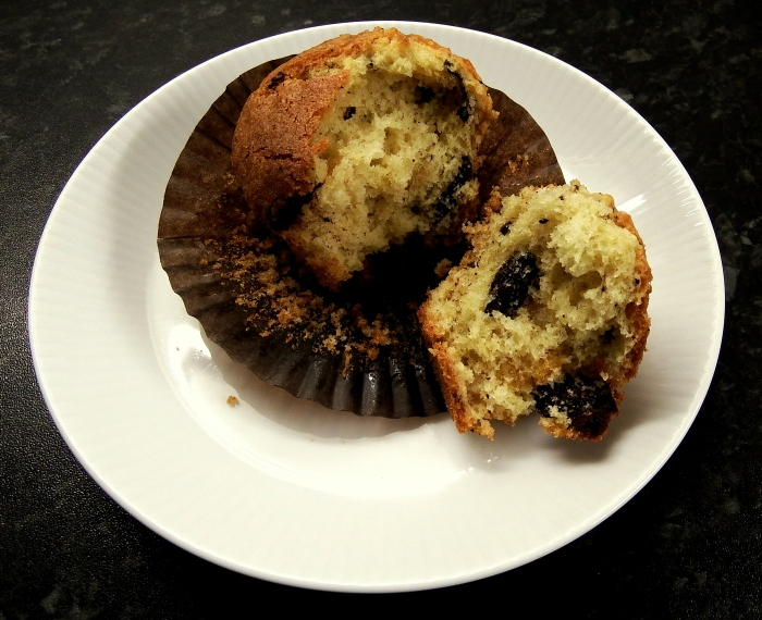 Orange and Dark Chocolate Muffins Recipe - Dairy free
