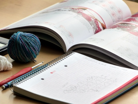 How to Design Crochet Patterns by Make My Day Creative