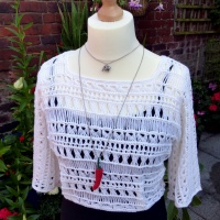 Indian Summer Lace Top