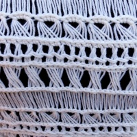 Fancy Broomstick Lace Stitch Videos