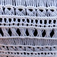 Fancy Broomstick Lace Stitch Videos