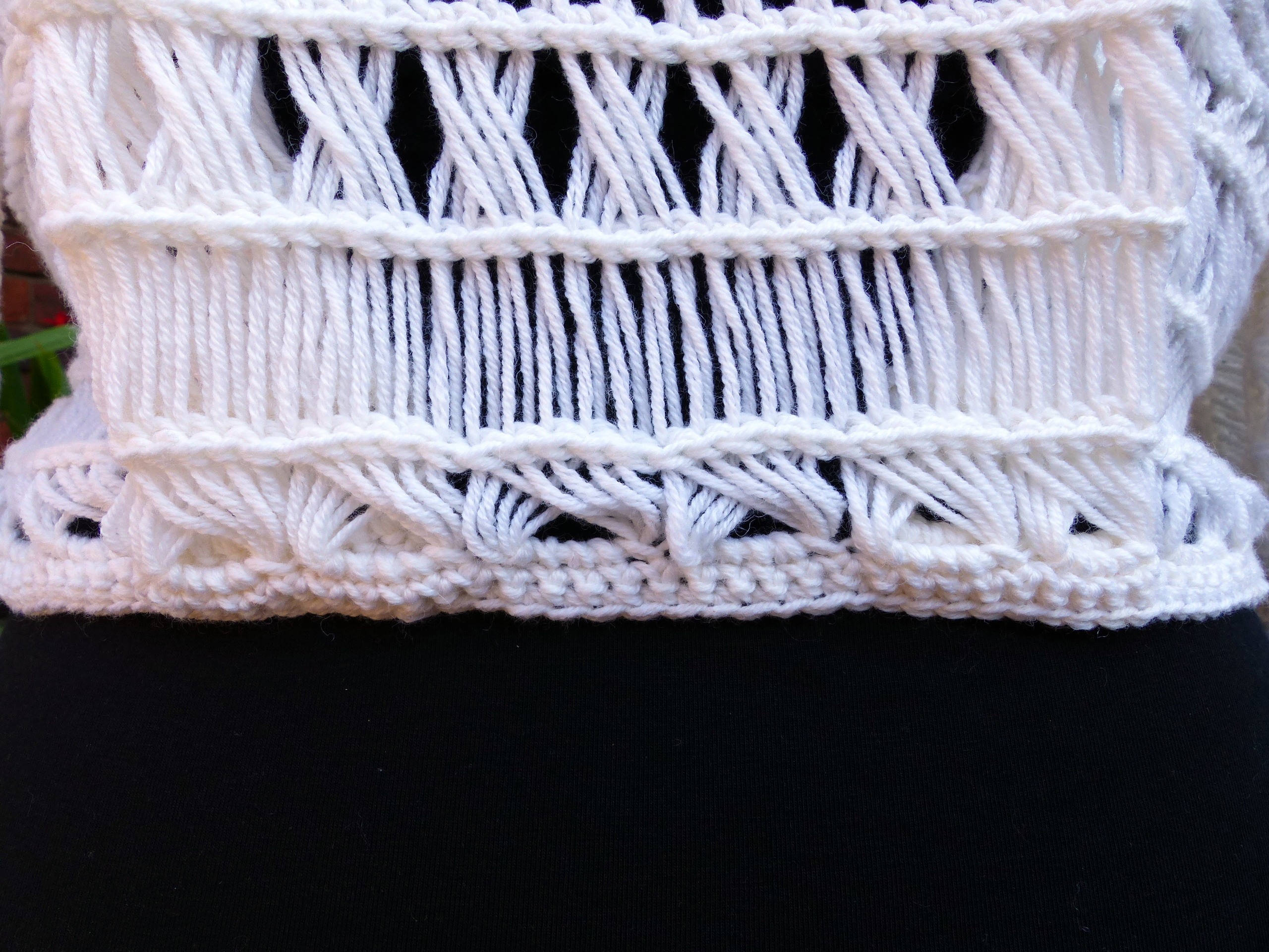 Indian Summer Lace Top   Make My Day Creative