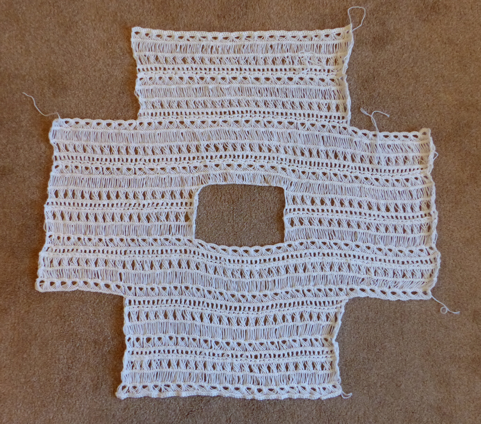 Easy Crochet Top Patterns For Beginners : Indian Summer Lace Top Make My Day Creative