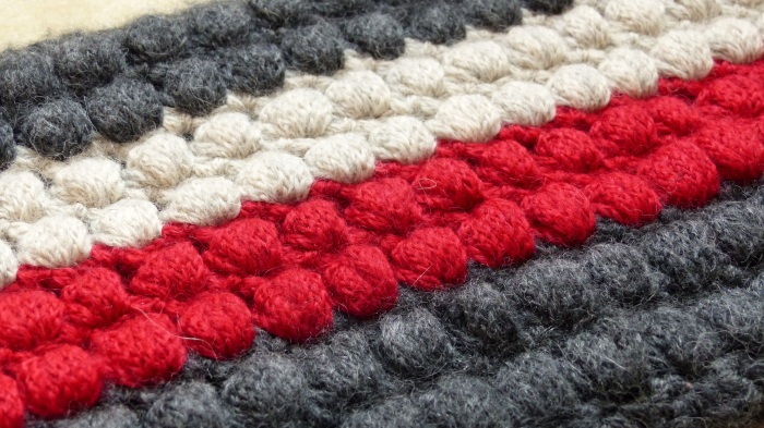 Bubble Wrap Cowl - a free crochet Pattern from Make My Day Creative